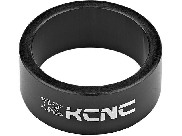 "KCNC Headset Spacer 1 1/8"" 14mm, black"